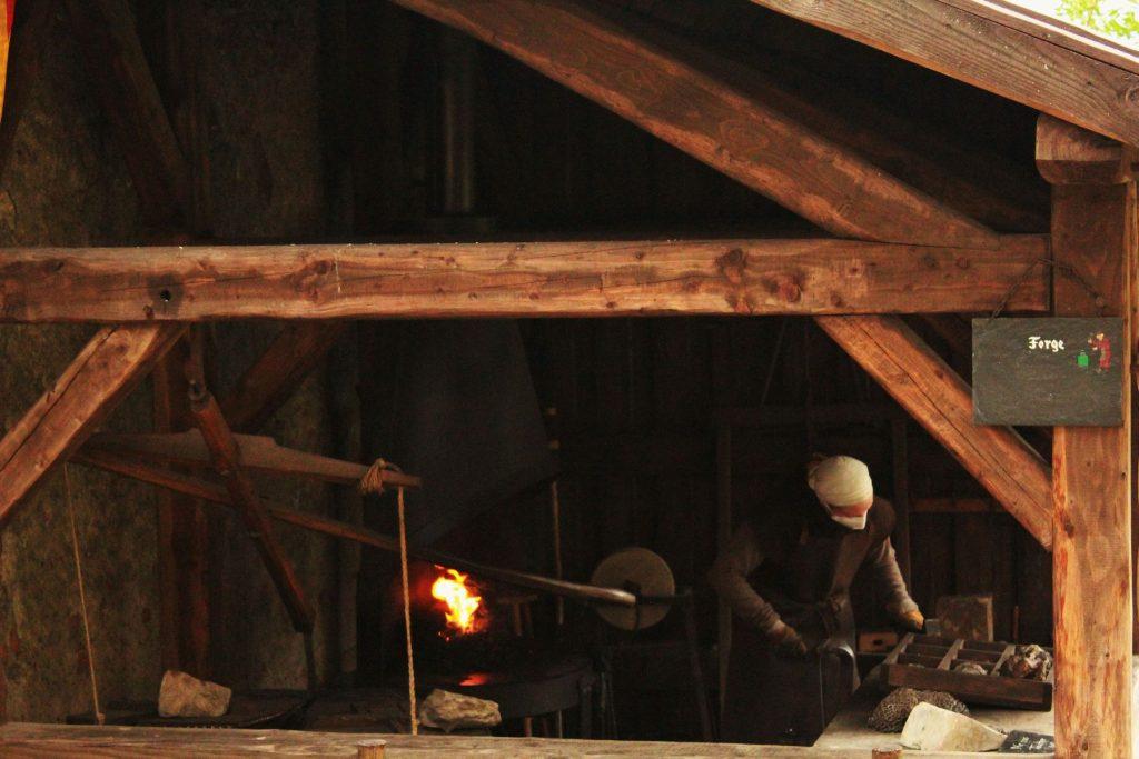 forge chateau foix