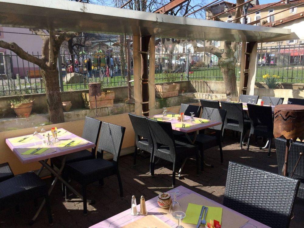 le patio restaurant foix