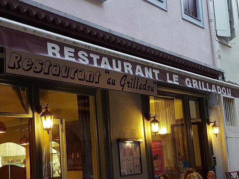 restaurant le grilladou foix