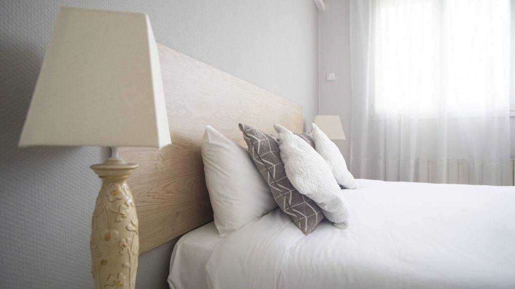 chambre double confort hôtel pyrène foix